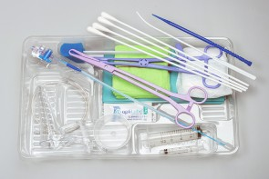 Rocket HSG Procedure Packs